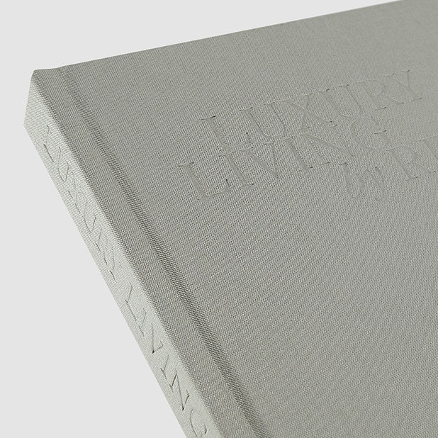 embossed coffee table book – Related – point one percent