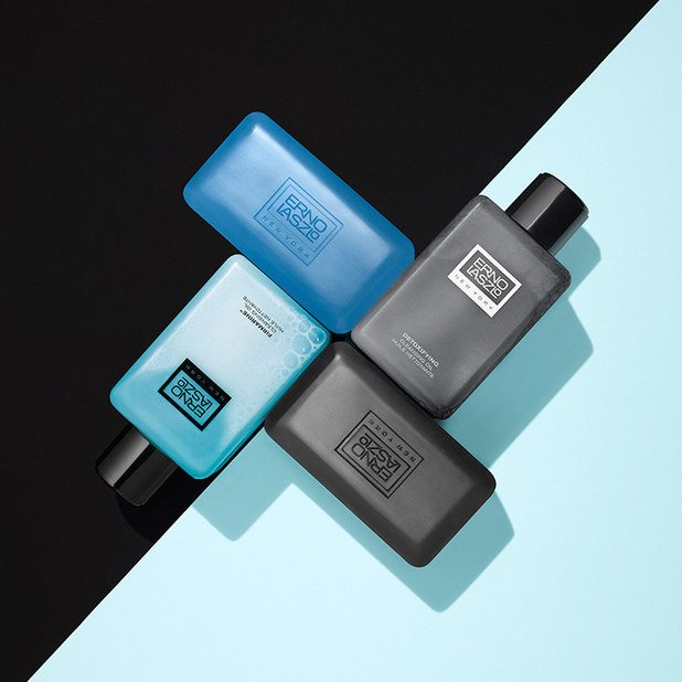 black and white soap and oil – Erno Laszlo – Point one percent